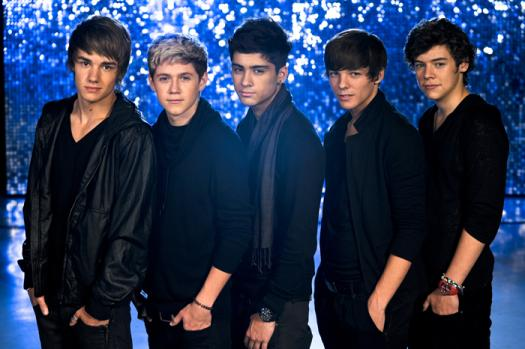 Who Is Your One Direction Match?