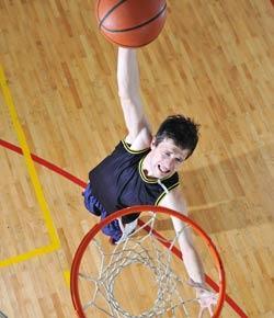 Quiz On Basketball