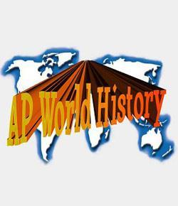 AP world history sample quiz