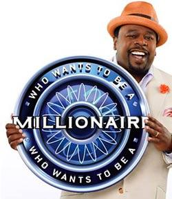 Millionaire-style Quiz By Tup