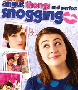 "Which ""angus, Thongs And Perfect Snogging"" Character Are You?"