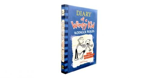 Which Diary Of A Wimpy Kid Character Are You?