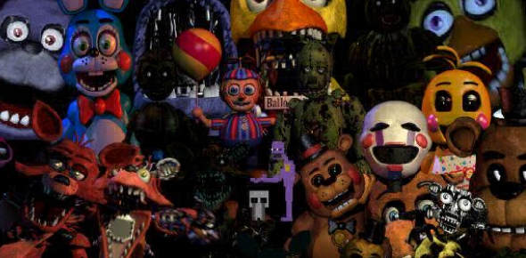 Which FNAF 2 Character Are You? - ProProfs Quiz