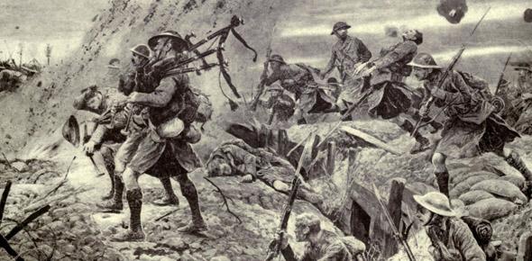 World War I: Multiple Choice Questions - ProProfs Quiz