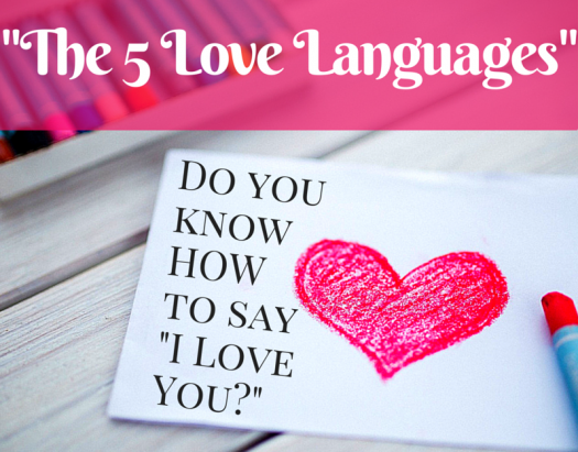 Love language test for married couples