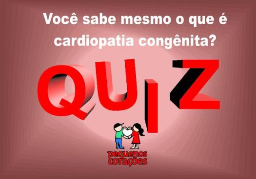 Voc� Sabe O Que � Cardiopatia Cong�nita?