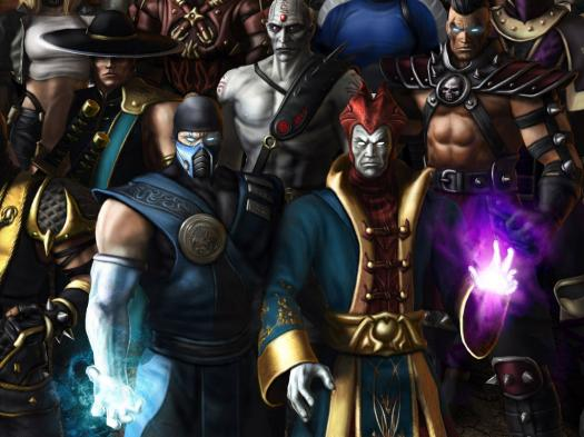 Which Mortal Kombat Character Are You?