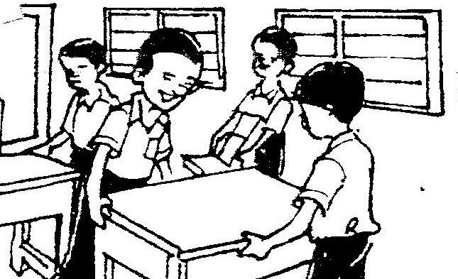 Membersihkan Kelas Flashcards By Proprofs
