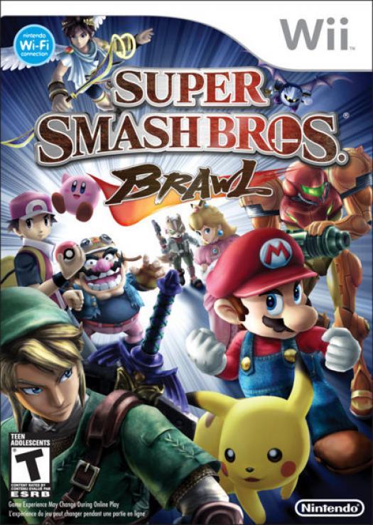 Test Super Smash Bros Brawl (Ssbb)[espa�ol]