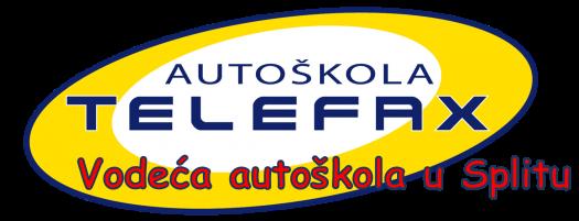 Autoškola Telefax CE kat. test 2