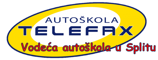 Autoškola Telefax Test 05a - Prometni znakovi