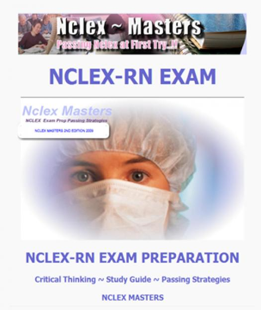 NCLEX-rn Exam Free Review By NCLEX Masters