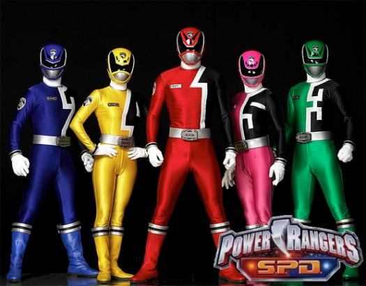 What Power Ranger Are You???