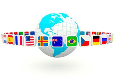 Grade 5 - Flags Of The World Quiz