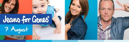 Jeans For Genes Day 2015 - Ready - Volunteer Intro (1) Quiz
