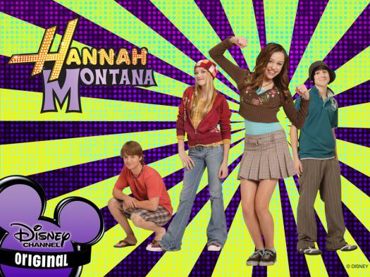 What Hannah Montana Charter Are You?