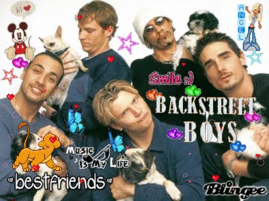 Qual Backstreet Boy � Voc�?