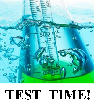 Chemical Reaction Test 2
