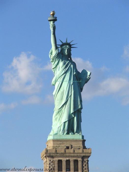 New York Statue Of Libertry