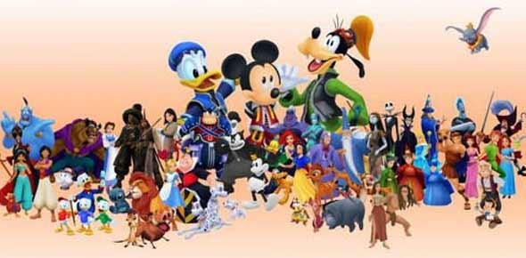 Which Disney Character Is Similar To You?