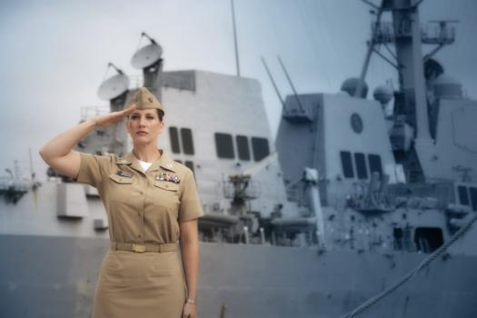 Navy Officer Recruiter Quiz