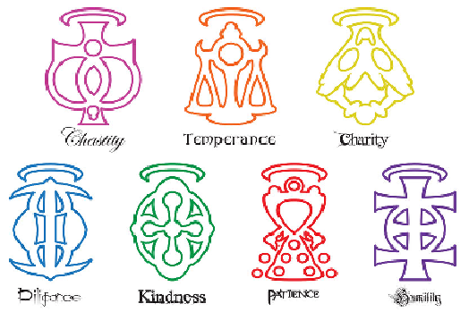 Which Of The 7 Heavenly Virtues Are You?