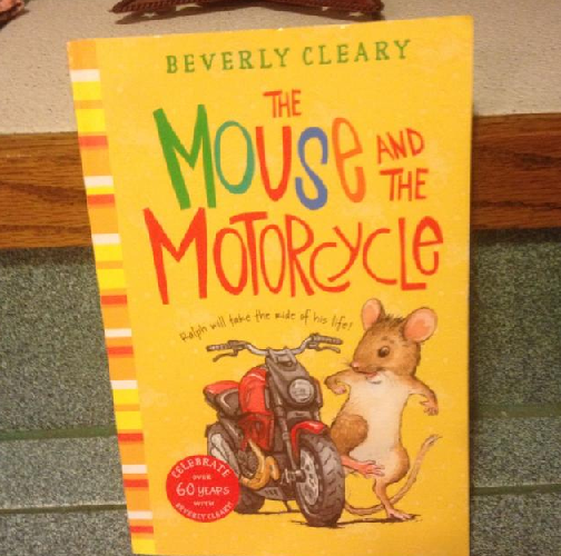 the mouse and the motorcycle Quizzes & Trivia