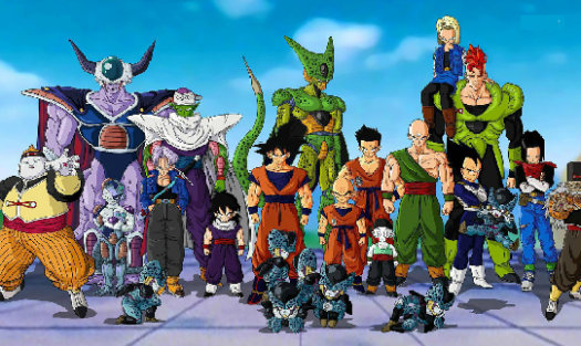 Which dragon ball z character are you are you a big anime - Tout les image de dragon ball z ...