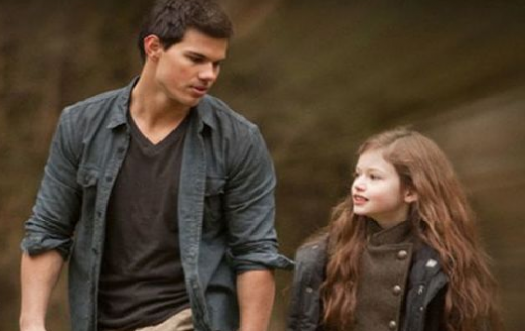 About Jacob Black & Renesmee Cullen