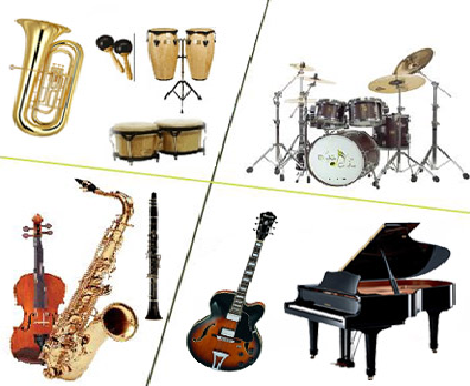 What Instrument Should I Play?