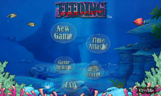"""Have You Ever Played """"Feeding Frenzy""""?"""
