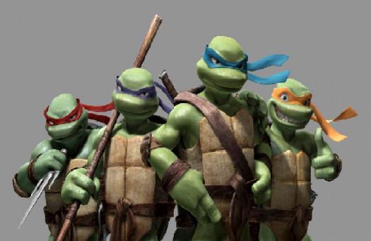 Teenage Mutant Ninja Turtles Characters