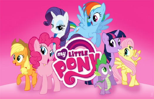 Create Your Own Little Pony!
