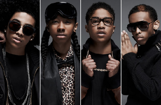 Mindless Behavior Characters! Play This Quiz And Find Out
