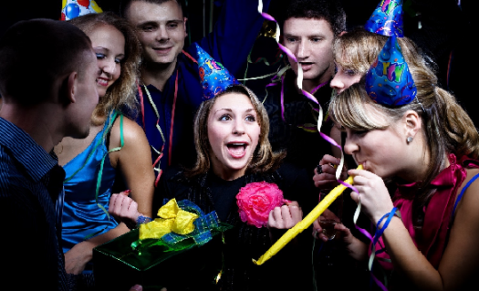 Which Friends Will Come To Your Next Birthday?