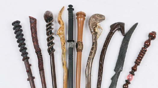 Take This Quiz And Learn More About Harry Potter�wands!