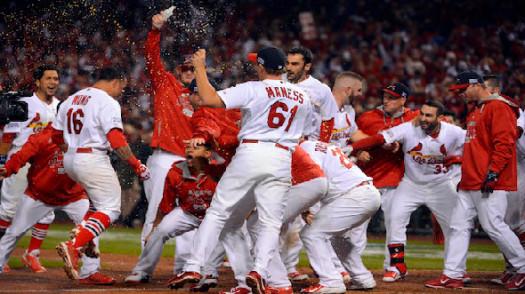 MLB - St. Louis Cardinals Trivia Questions