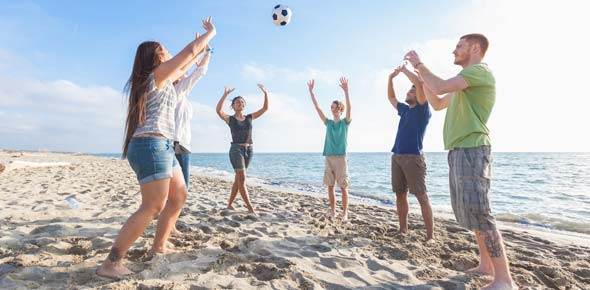 Volleyball Power Hitting IQ