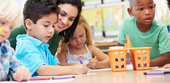 Preschool ABC Recognition