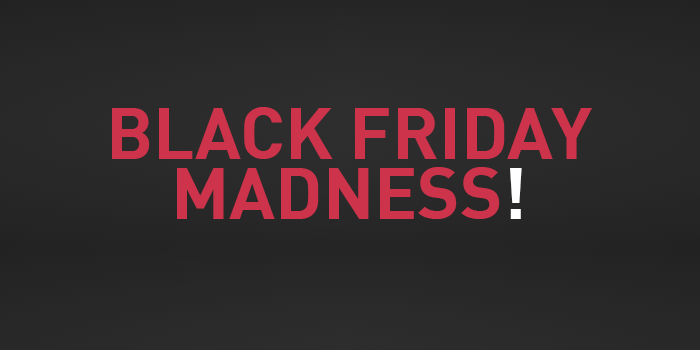 What Item Are You On Black Friday?