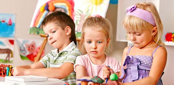 Kindergarten Quiz: Identify The Colors! Trivia