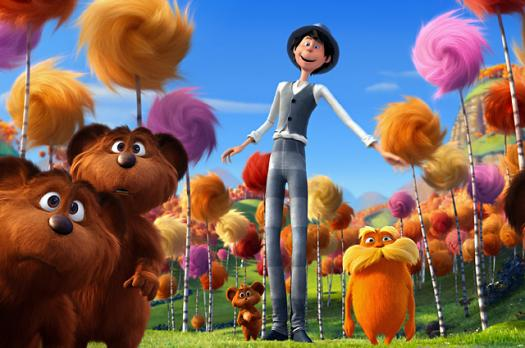 Quiz: Which Lorax Character Are You?