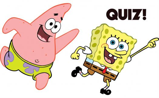 Are You Spongebob Or Patrick? Find Out