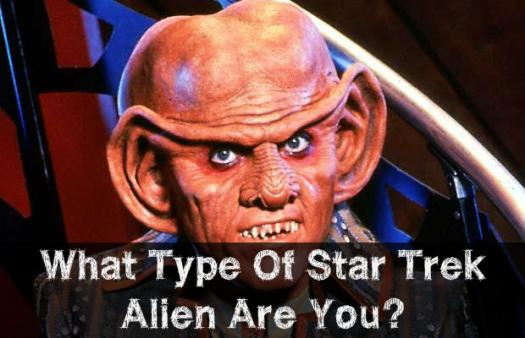 What Type Of Star Trek Alien Are You?