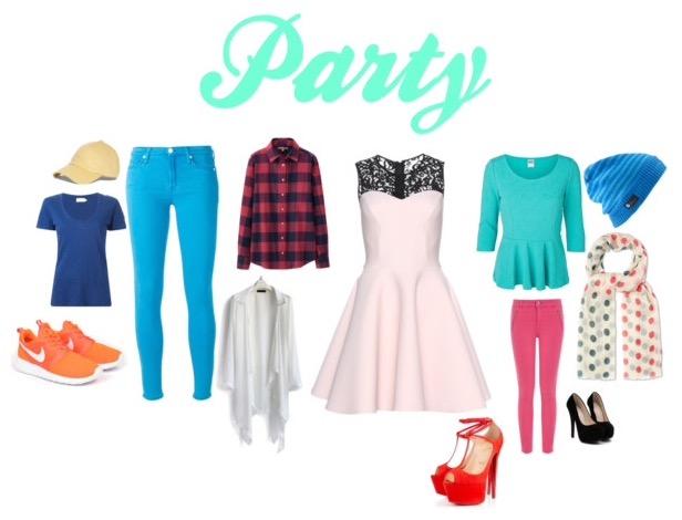 Adjective Endings - Quiz 2 - Was Tragen Sie Auf Der Party?