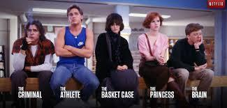 Which The Breakfast Club Character Are You?