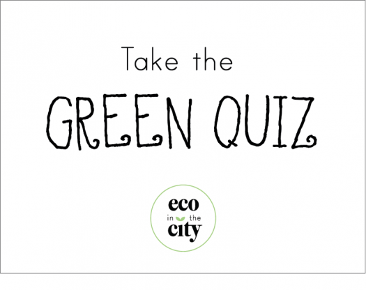 The Green Quiz