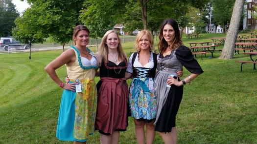 Which Dirndl Style Are You?