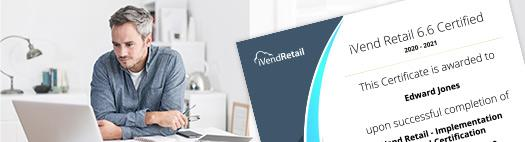 iVend Retail - Implementation Certification Phase I