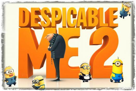 Despicable Me 2 Quiz!
